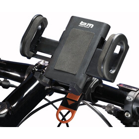 Busch + Müller Universal-Cockpit-Adapter schwarz